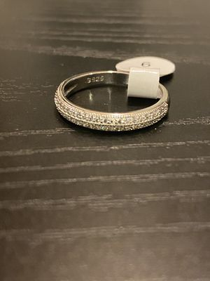 Stamped 925 Sterling Silver Ring - Code SWS20 for Sale in Sacramento, CA