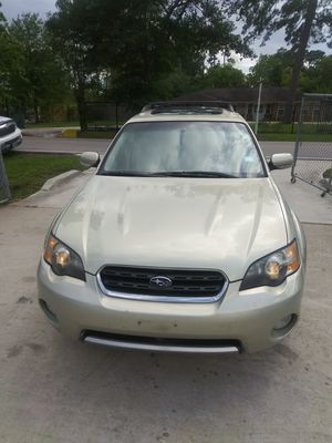 2005 Subaru Outback 3.0L H6 R LL Bean for Sale in Spring, TX