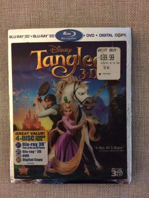 Tangled Blu Ray & DVD for Sale in Tampa, FL