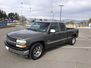 2001 Chevy Silverado for Sale in Fontana, CA