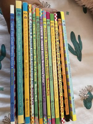 Junie b Jones for Sale in San Antonio, TX