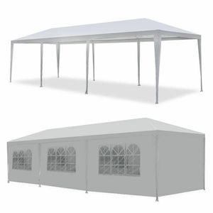 10x30 Gazebo Canopy Party Tent Wedding Outdoor Pavilion Cater BBQ Waterproof for Sale in Wildomar, CA