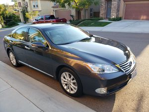 2011 Lexus ES350 One Owner, low miles for Sale in Oceanside, CA