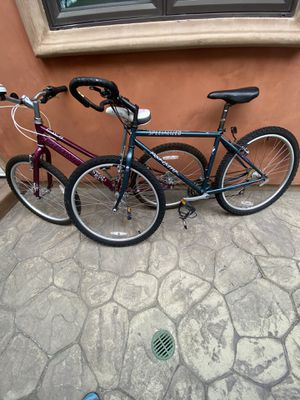SPECIALIZED ROCK HOPPER, GIANT GIRLS BIKE for Sale in Midway City, CA