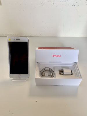 iPhone 8 Plus (LIKE NEW) - Comes w/ Box + Accessories & 1 Month Warranty for Sale in Falls Church, VA
