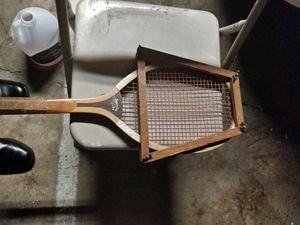 VintageVintage spalding tennis racket with stretcher . $75.00 for Sale in Brea, CA