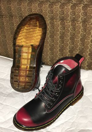 Combat Fashion Boots Woman Size 9 for Sale in Dallas, TX