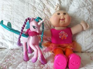 New Cabbage Patch and My little Pony for Sale in Roanoke, VA