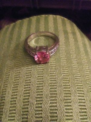 Pink Tourmaline ring for Sale in Haines City, FL
