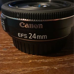 24 Mm Pancake Lens for Sale in Dallas, TX