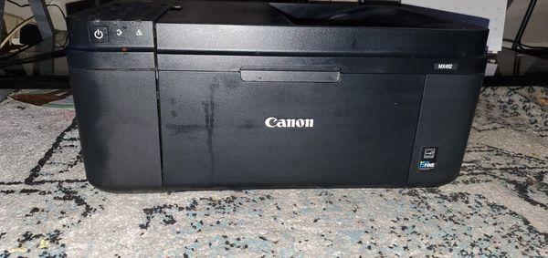 Canon Mx490 multitasker printer