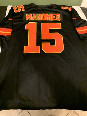 K C Chiefs Mahomes Jerseys. New for Sale in Fontana, CA