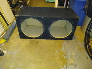 12 inch subwoofer box for Sale in TWN N CNTRY, FL