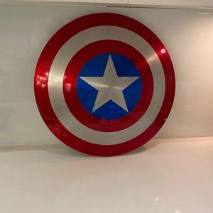 Marvels Legends Series - Captain America 75th Anniversary Metal Shield for Sale in Miami, FL