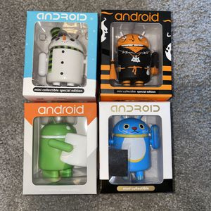 Android Collectible Figurine Lot for Sale in San Jose, CA