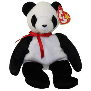 Panda beanie baby FORTUNE 1997 Retired for Sale in Northampton, PA