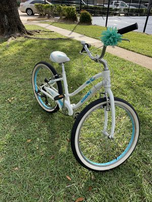 """bike all works brand Giant size 24 """" for Sale in Houston, TX"""