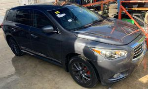 QX60 PARTS 2013 2014 2015 2016 2017 2018 2019 INFINITI QX60 JX35 SUV PART OUT! for Sale in Fort Lauderdale, FL