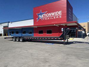 Load Trail 40ft car hauler for Sale in Alvin, TX