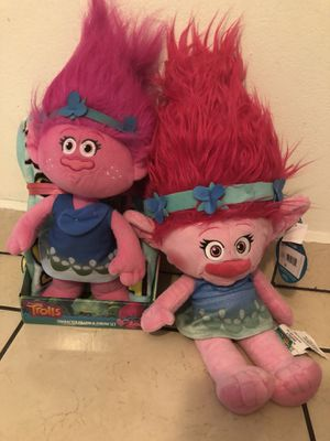 New Trolls pillows & blankets for Sale in Wilmington, CA