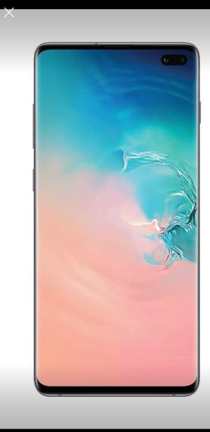 Samsung Galaxy s 10 plus for Sale in Raleigh, MS