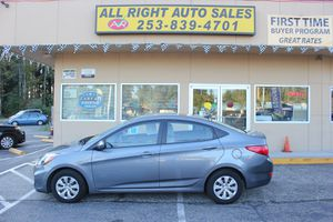 2016 Hyundai Accent for Sale in Federal Way , WA