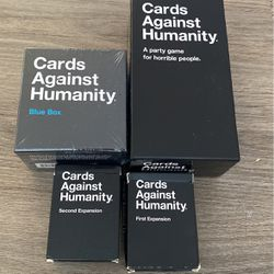Cards Against Humanity With An Extension Pack for Sale in Vancouver,  WA