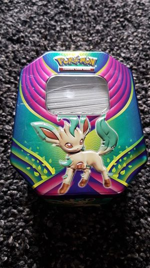 Assorted Pokemon Tin $500+ possible value for Sale in Round Rock, TX