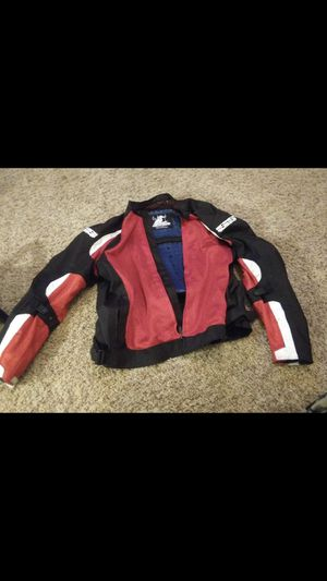 Kevlar speed strength motorcycle jacket for Sale in Murfreesboro, TN