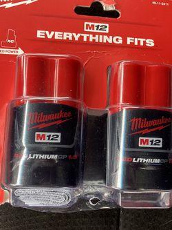 Milwaukee M12 CP1.5 for Sale in Warwick,  RI