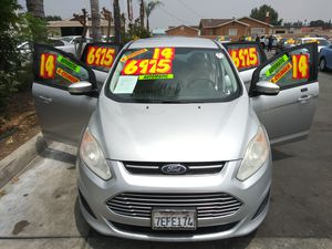 2014 Ford C-Max Hybrid SE> 4 CYLINDER> EXTRA CLEAN> FULLY LOADED for Sale in Ontario, CA