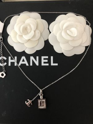 Cc choker necklace for Sale in New York, NY