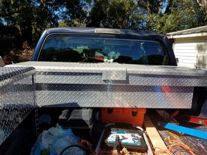 Truck bed tool box for Sale in Orlando, FL