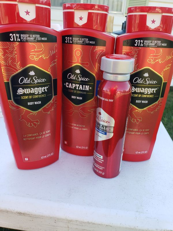 Old spice bundle