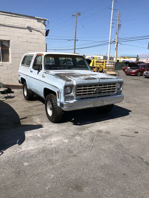 1976 K5 Blazer for Sale in North Las Vegas, NV