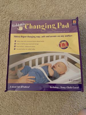 Baby changing pad for changing table for Sale in Brentwood, CA