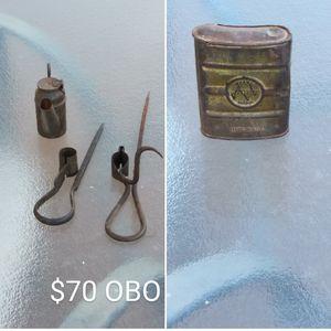 Antique Miner Lamps for Sale in Tucson, AZ
