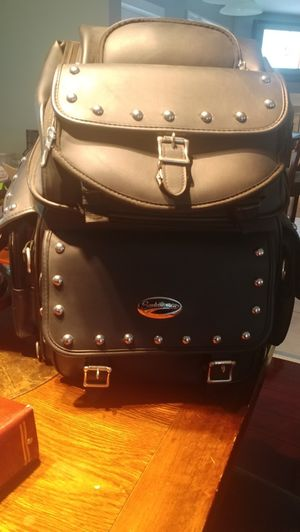 Saddlemen motor cycle luggage for Sale in Belcamp, MD