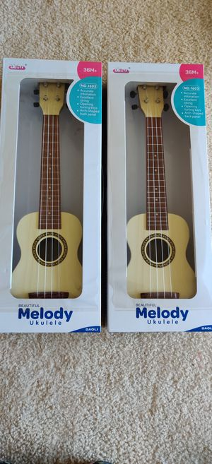 23 inch Ukulele for Beginners   aPerfectLife Ukulele Guitar for Kids   Nylon-String Starter Toy Ukulele Guitar .....1 for $30...2for$50 for Sale in NO POTOMAC, MD