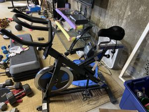 Spin bike for Sale in Cedar Hill, MO