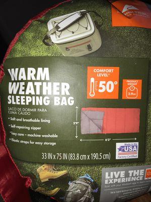 2 Ozark Trail Sleeping Bags Never Used for Sale in Santa Monica, CA