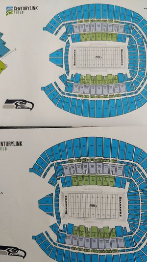 Seahawks vs Bengals for Sale in Seattle, WA