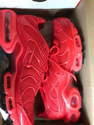Red Air Max Nike size 7 for Sale in Houston, TX