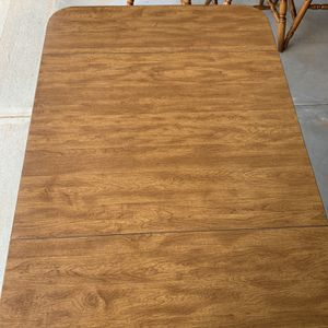 Dining Room Table And 4 Chairs for Sale in Youngsville, NC