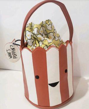 Cat & Jack popcorn purse for Sale in Manteca, CA