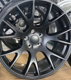 "20"" HELLCAT Wheels & Tires Package 20x9 or 20x11 Rims & Tires Only $1399 for Sale in La Habra,  CA"