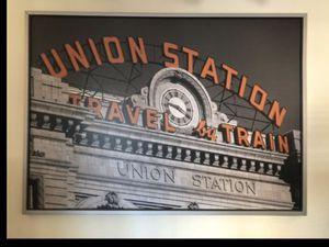 UNION STATION ART for Sale in Littleton, CO