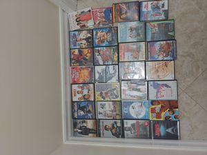 28 DVD's miscellaneous. for Sale in Miami, FL