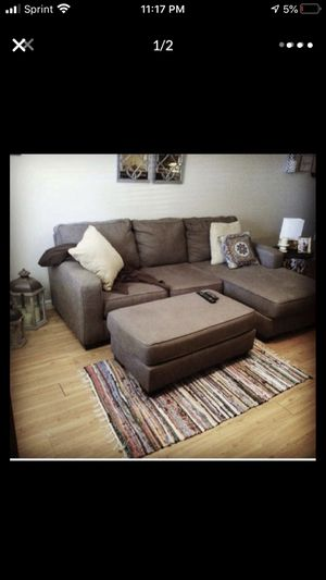 Sectional couch for Sale in Haines City, FL