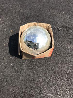 Disco ball for Sale in Leesburg, VA
